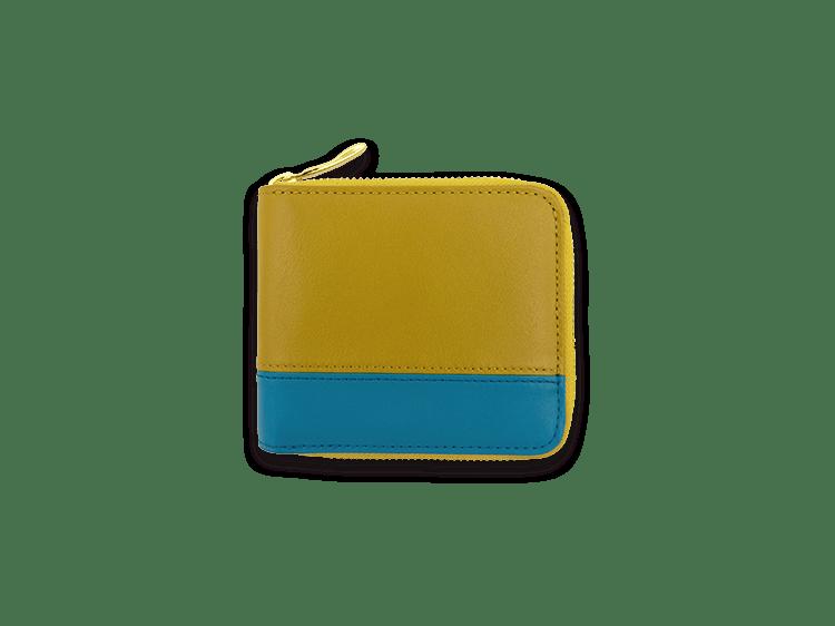 2019 JOGGO for Business 仕事がもっと楽しくなる、オフィスのマストアイテム 二つ折りファスナー財布