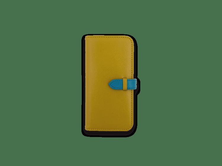 2019 JOGGO for Business 仕事がもっと楽しくなる、オフィスのマストアイテム 本革手帳型iPhone7ケース