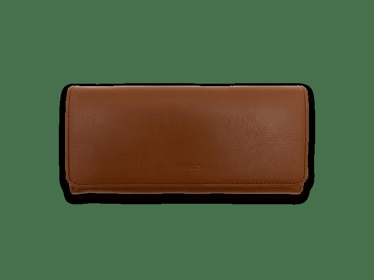 2019 JOGGO for Business 仕事がもっと楽しくなる、オフィスのマストアイテム バイカラー長財布