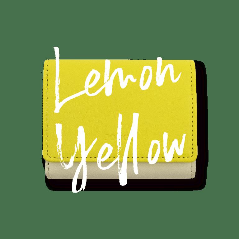 2019 SPRING JOGGO LIMITED COLOR 春限定カラー『レモンイエロー&グレージュ』で、この春さらに華やかな私に LEMON YELLOW