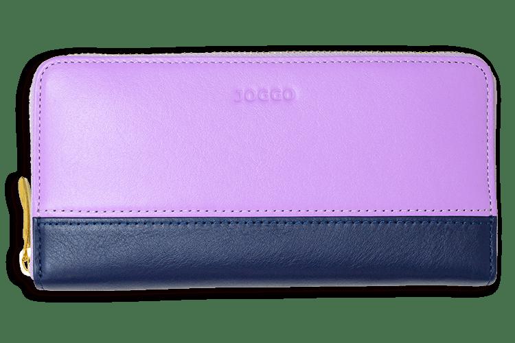 2019 SUMMER JOGGO LIMITED COLOR 6月限定カラー『スイートラベンダー』 レディースラウンドファスナー財布