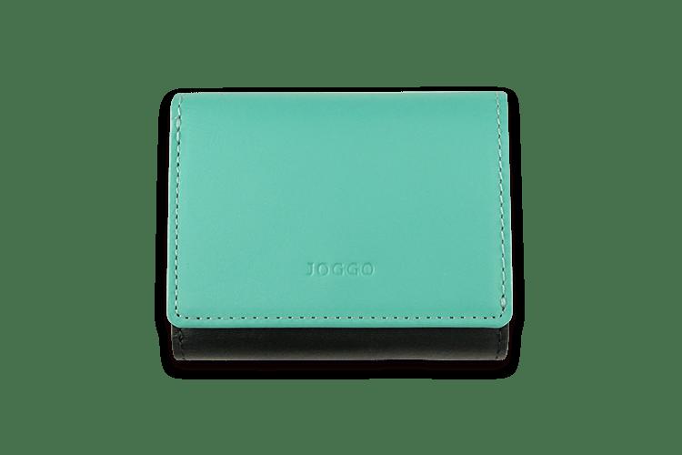 2019 SUMMER JOGGO LIMITED COLOR 7月限定カラー『ミントグリーン』 レディース三つ折り財布