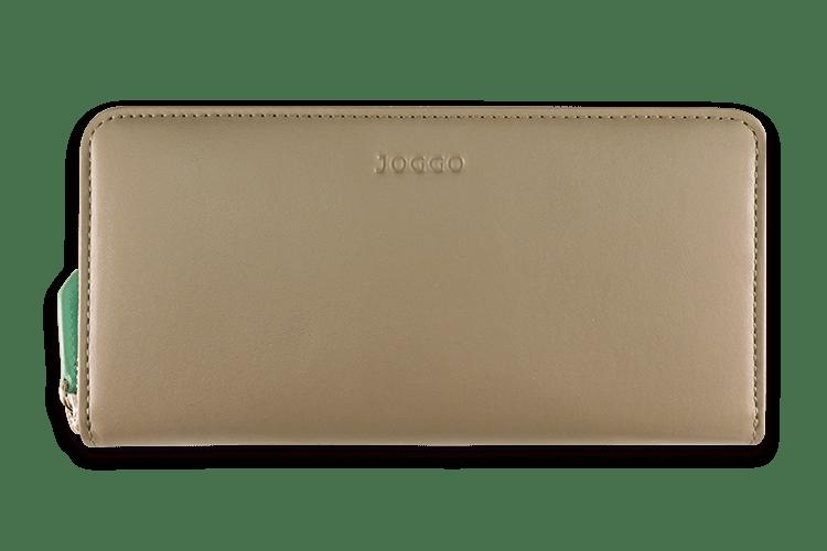 2019 SUMMER JOGGO LIMITED COLOR 7月限定カラー『ミントグリーン』 メンズラウンドファスナー財布