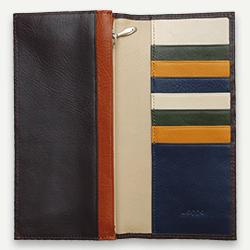 Men's Long Wallet