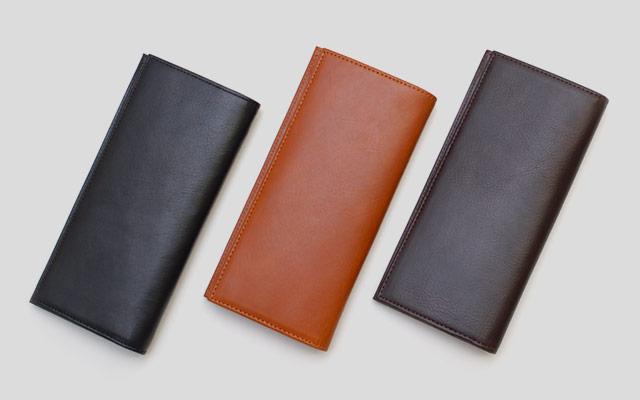 定番の長財布