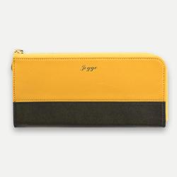 ladies L Fastener Wallet