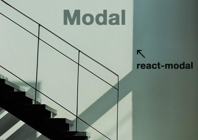 Tutorial to create a modal using react-modal – joppot