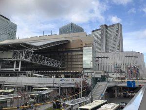 グランフロント大阪の外観