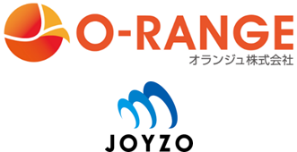 オランジュとジョイゾーのロゴ