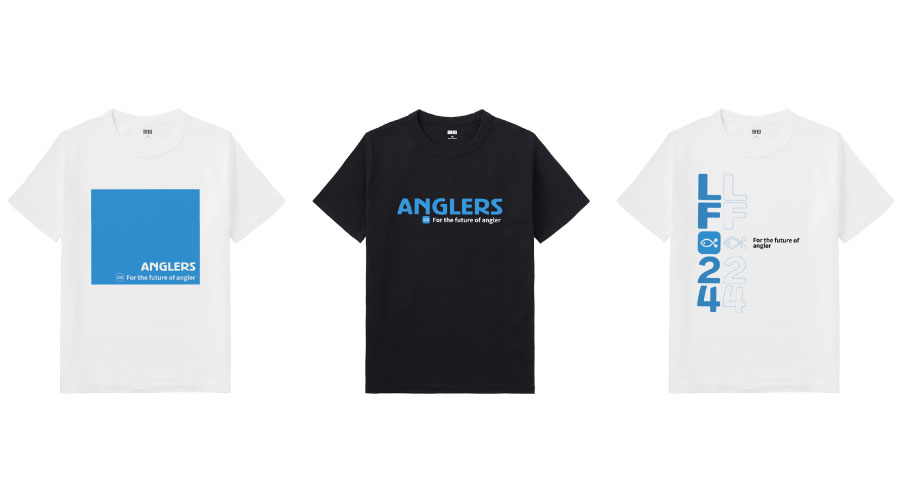 アングラーズTシャツ2020
