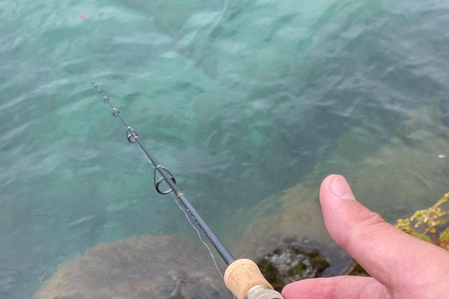 十和田湖ブレイク