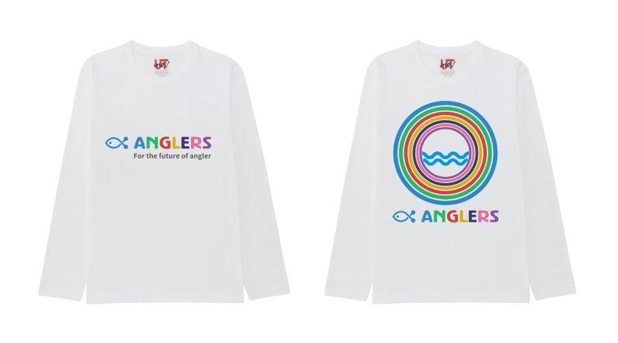 アングラーズロングTシャツ