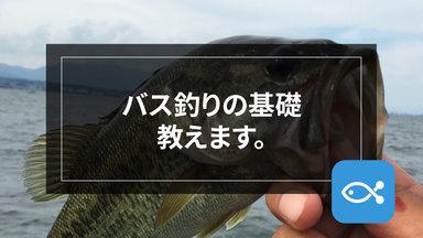 【バス釣り】深掘りビギナー講座はじめます。