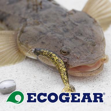 【ECOGEAR】フラットフィッシュオープン
