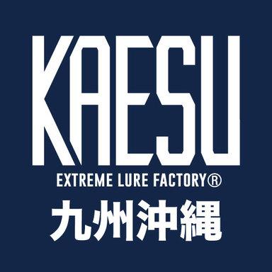 【KAESU】ブラックバス2018 九州/沖縄
