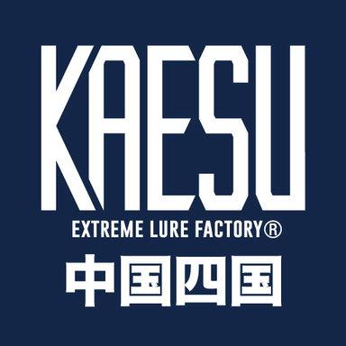 【KAESU】ブラックバス2018 中国/四国