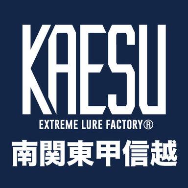 【KAESU】ブラックバス2018 南関東/甲信越