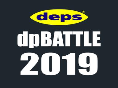 2019年度もANGLERSで【dpBATTLE】