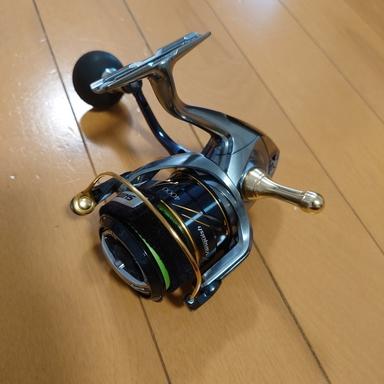 シマノ 16ヴァンキッシュ 4000XG