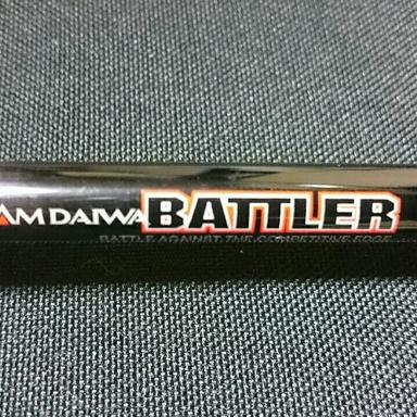 DAIWA BATTLER TD-BA701MRB ブラックバード