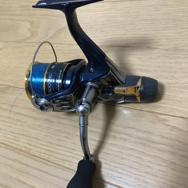 シマノ アオリスタBB C3000HG