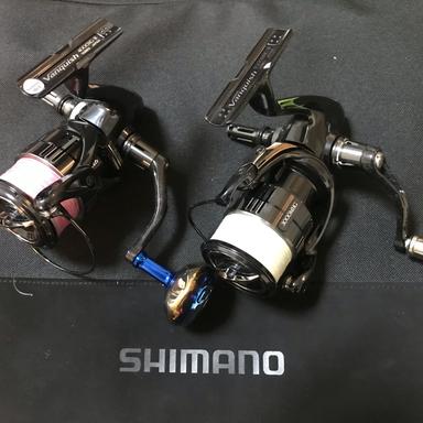 シマノ 19ヴァンキッシュ 3000MHG