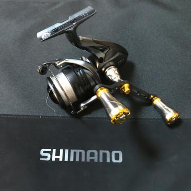 シマノ 18エクスセンスCI4+ 3000MHG