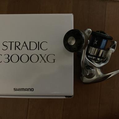 シマノ 19ストラディック C3000 XG