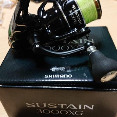 SHIMANO SUSTAIN 3000XG