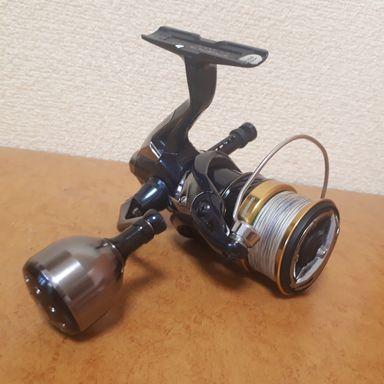 シマノ 20スフェロスSW 3000XG