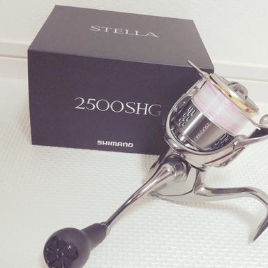 SHIMANO STELLA ('18) 2500SHG