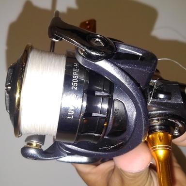 ダイワ 15ルビアス 2508PE-H