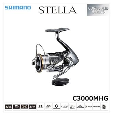 シマノ 18ステラ C3000MHG