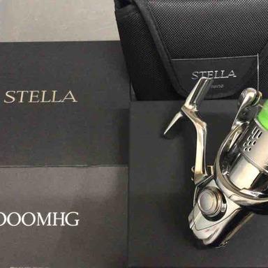 SHIMANO STELLA ('18) 3000MHG
