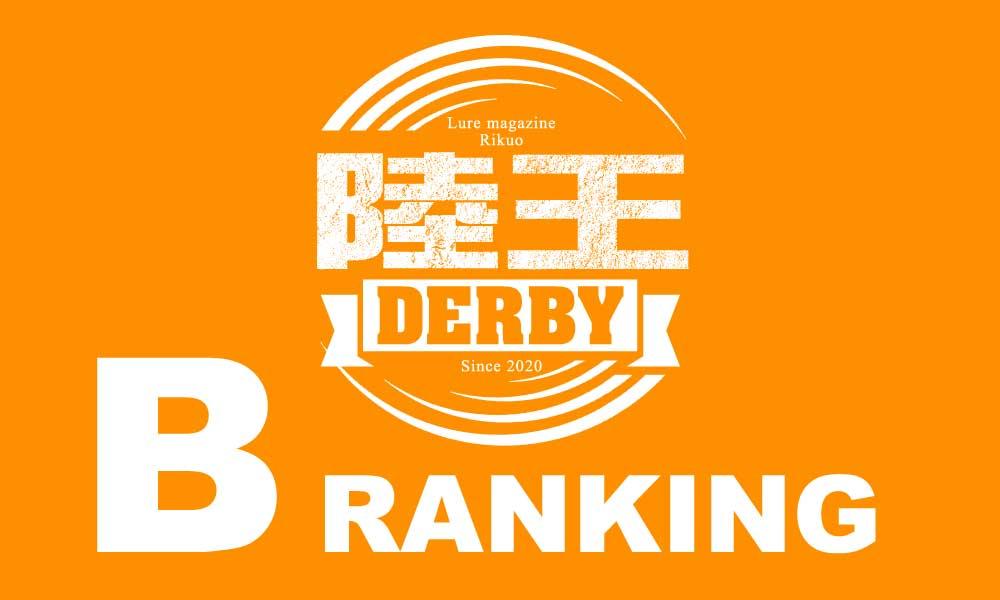 【陸王ダービー2020】Bブロック