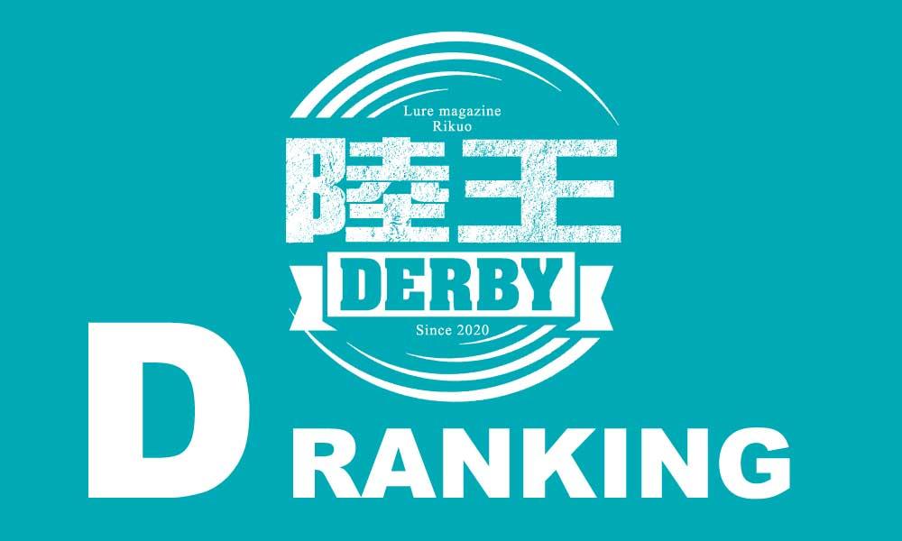 【2020陸王ダービー】Dブロック