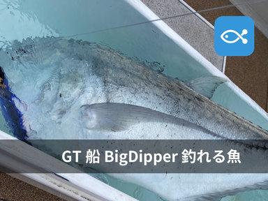 世界最高峰、GT専用の船Big Dipper③