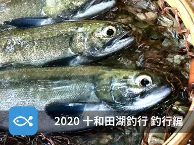 2020年度、十和田湖にヒメマスを狙いに行ってきた!【釣行編】