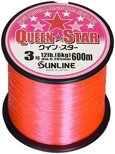 サンライン クインスター 3号ピンク