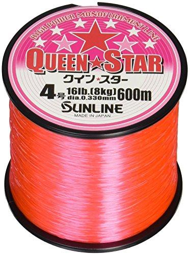 サンライン クインスター 4号ピンク