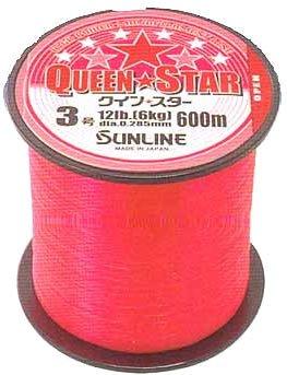 サンライン クインスター 6号ピンク