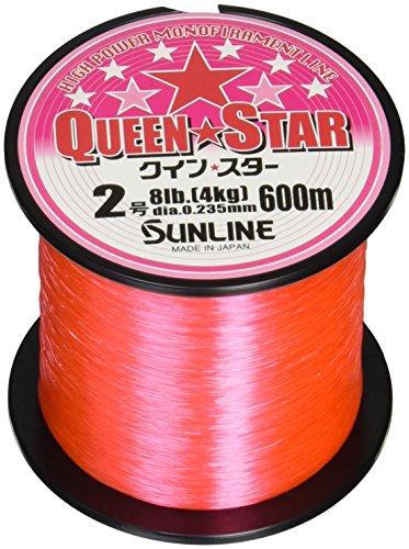 サンライン クインスター 8号ピンク
