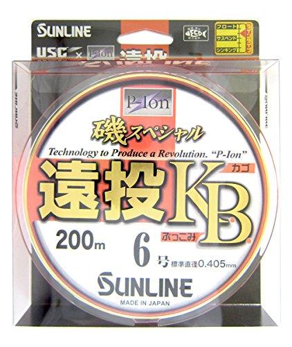 サンライン 大物ハリス/ビッグゲームショックリーダー 270lb/80号