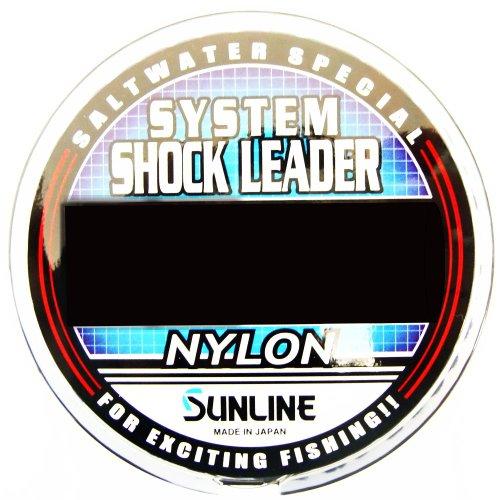 サンライン システムショックリーダー ナイロン 12lb/3号