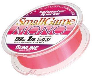 サンライン スモールゲームMONO 1lb/0.3号