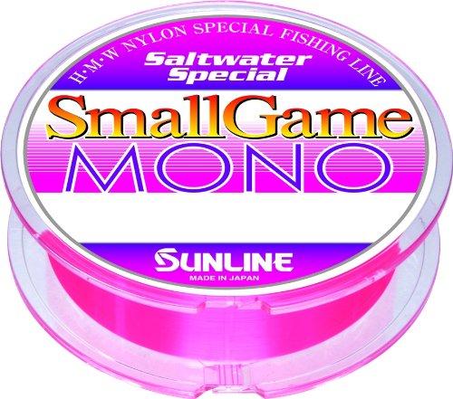 サンライン スモールゲームMONO 6lb/1.25号