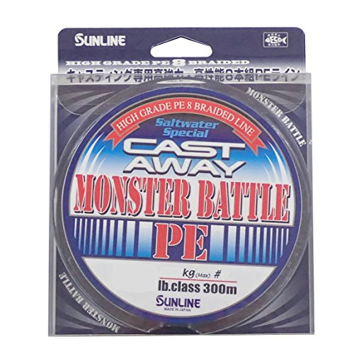 サンライン モンスターバトルPE 50lb/3号