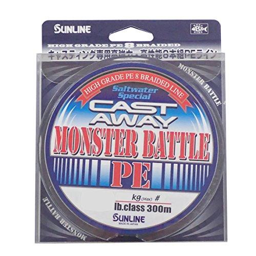 サンライン モンスターバトルPE 100lb/8号