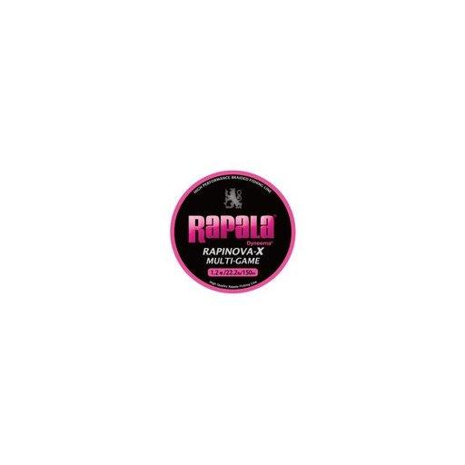 ラパラ RAPINOVA-X MULTI-GAME PINK 1.2号/22.2Lb