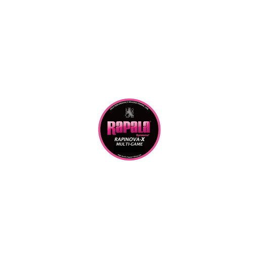 ラパラ RAPINOVA-X MULTI-GAME PINK 1.5号/29.8Lb